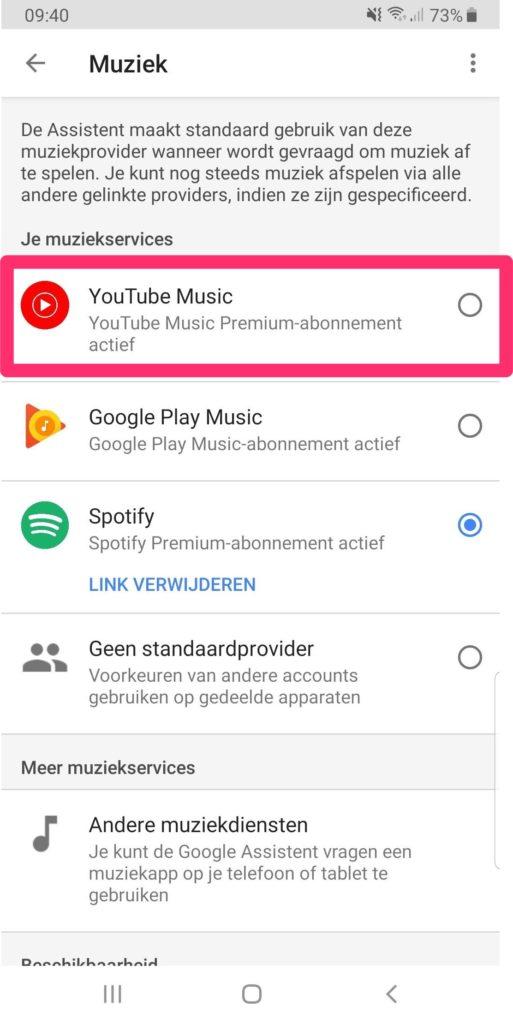 Google Muziek Nu Ook Te Gebruiken Op De Google Home